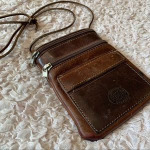 Roots | Vintage Leather Purse